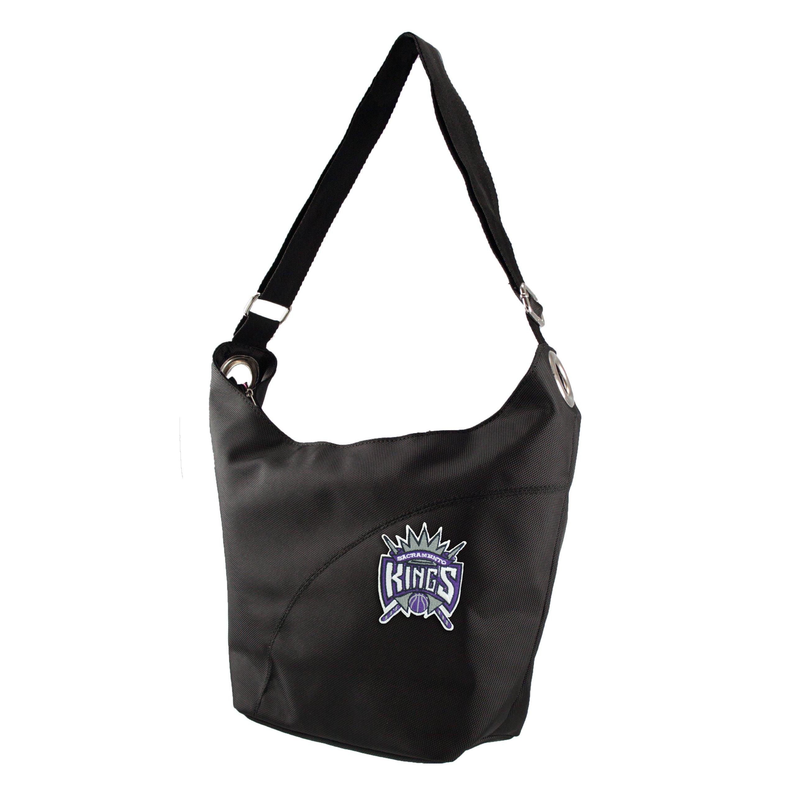 Littlearth NBA Sacramento Kings Colo Sheen Hobo Bag