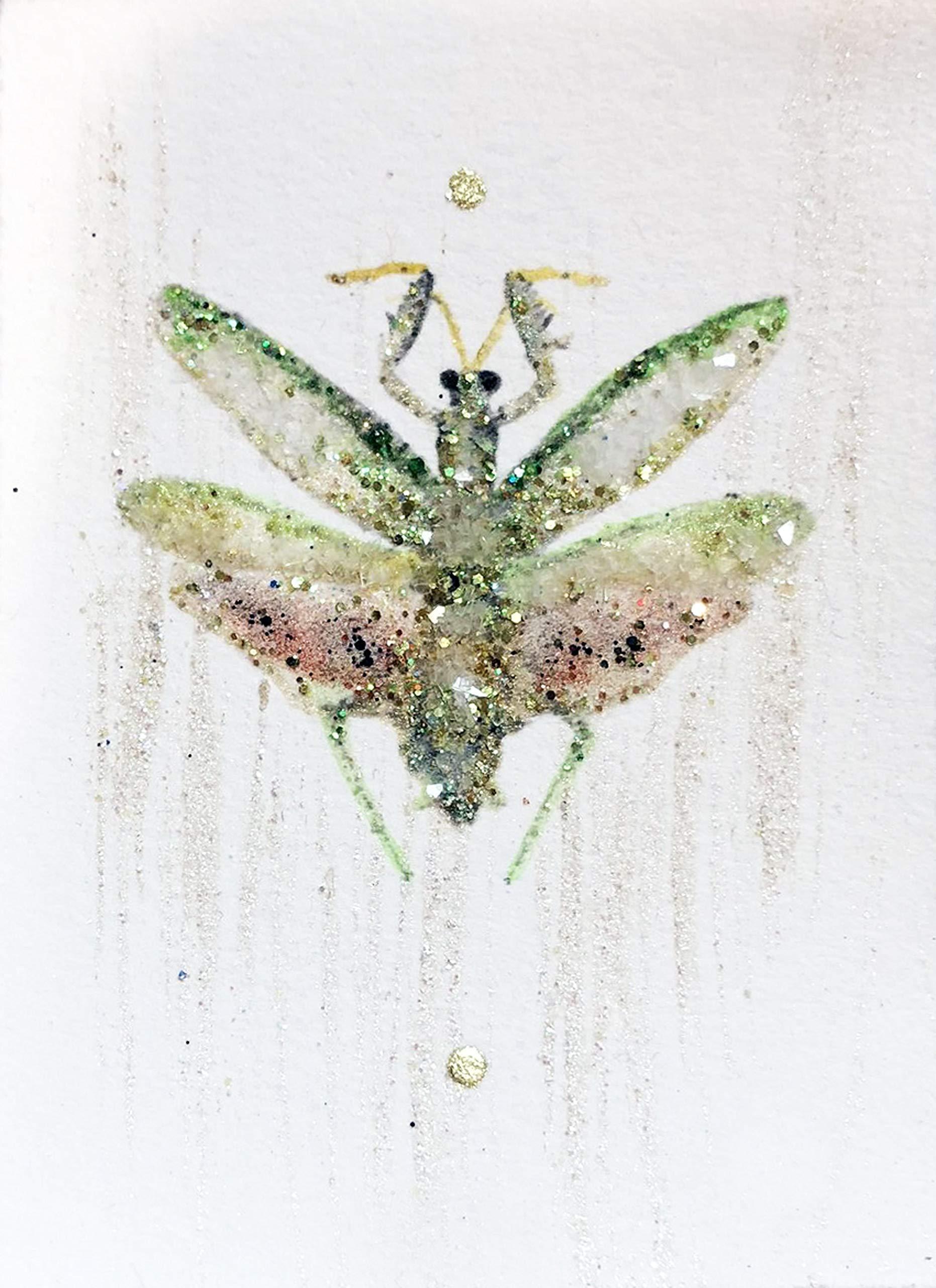Praying Mantis by