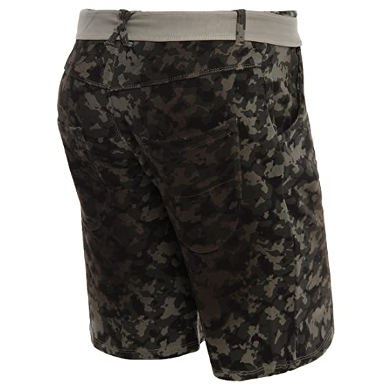 Shorts Freddy Dyed Overdyed Print Direct Camouflage Green Bermuda nN0kZXw8OP