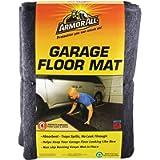 Armor All AASMVC88100 Charcoal 8'4' x 7'4' Small Vehicle Garage Floor Mat