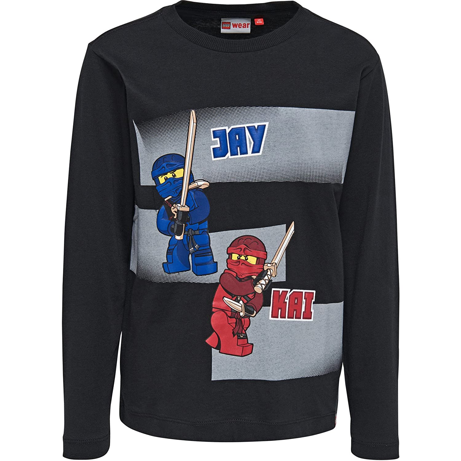 Lego Wear Boy's Long Sleeve Top Legowear 19856