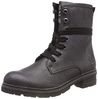 s.Oliver Women s 5-5-25225-21 917 Combat Boots  Amazon.co.uk  Shoes ... 515e4fe288