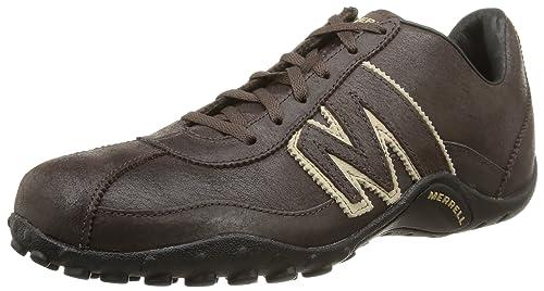 Merrell Sprint Blast Leather - Sneaker Uomo amazon-shoes 3qy4KUJsvR