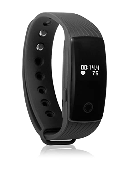 Unotec Pulsera de Fitness Smartband Pulse Negro: Amazon.es ...