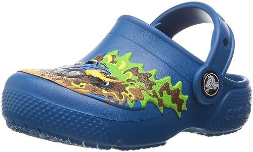 273bd9ec53443d Crocs Kids  Fun Lab Boys Graphic Clog