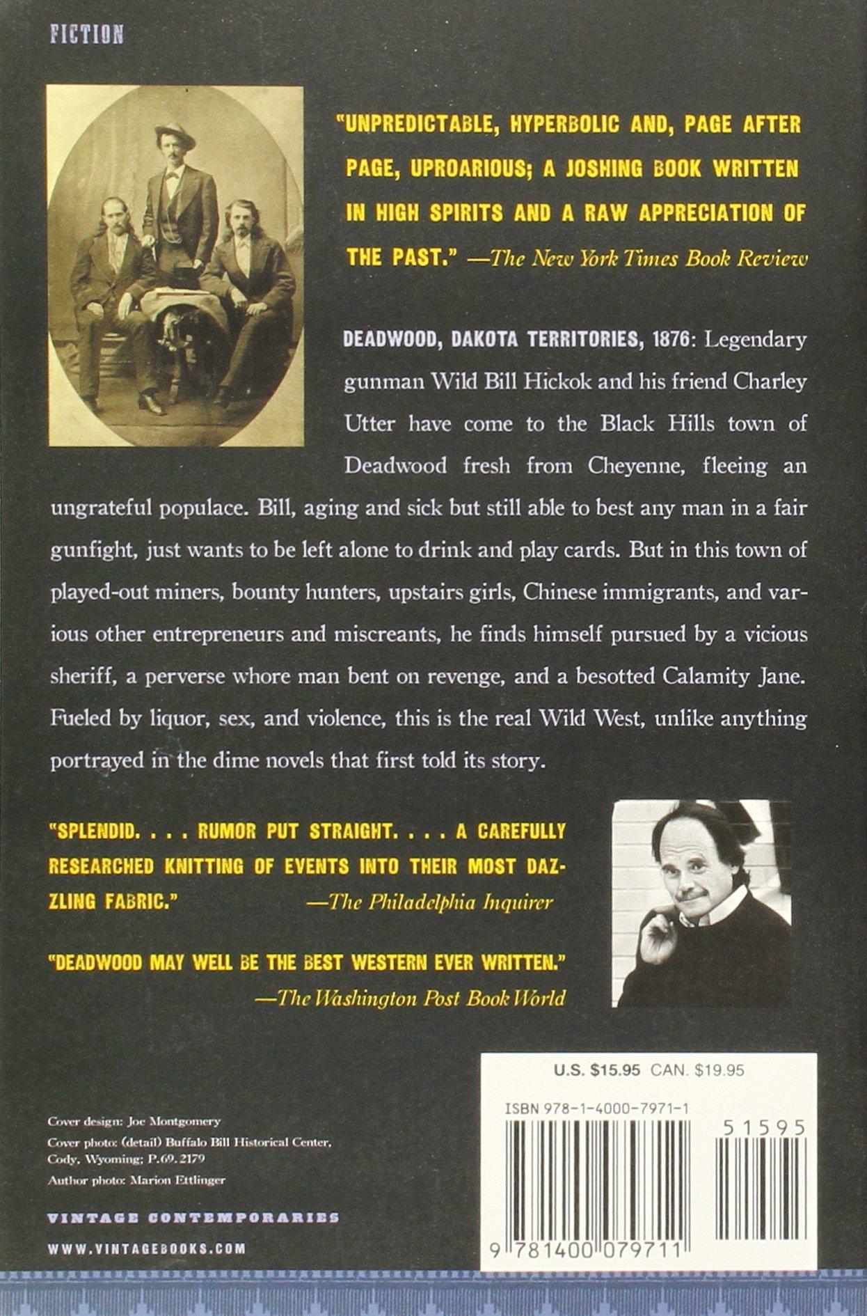 Deadwood (Vintage Contemporaries): Amazon.es: Pete Dexter: Libros en ...