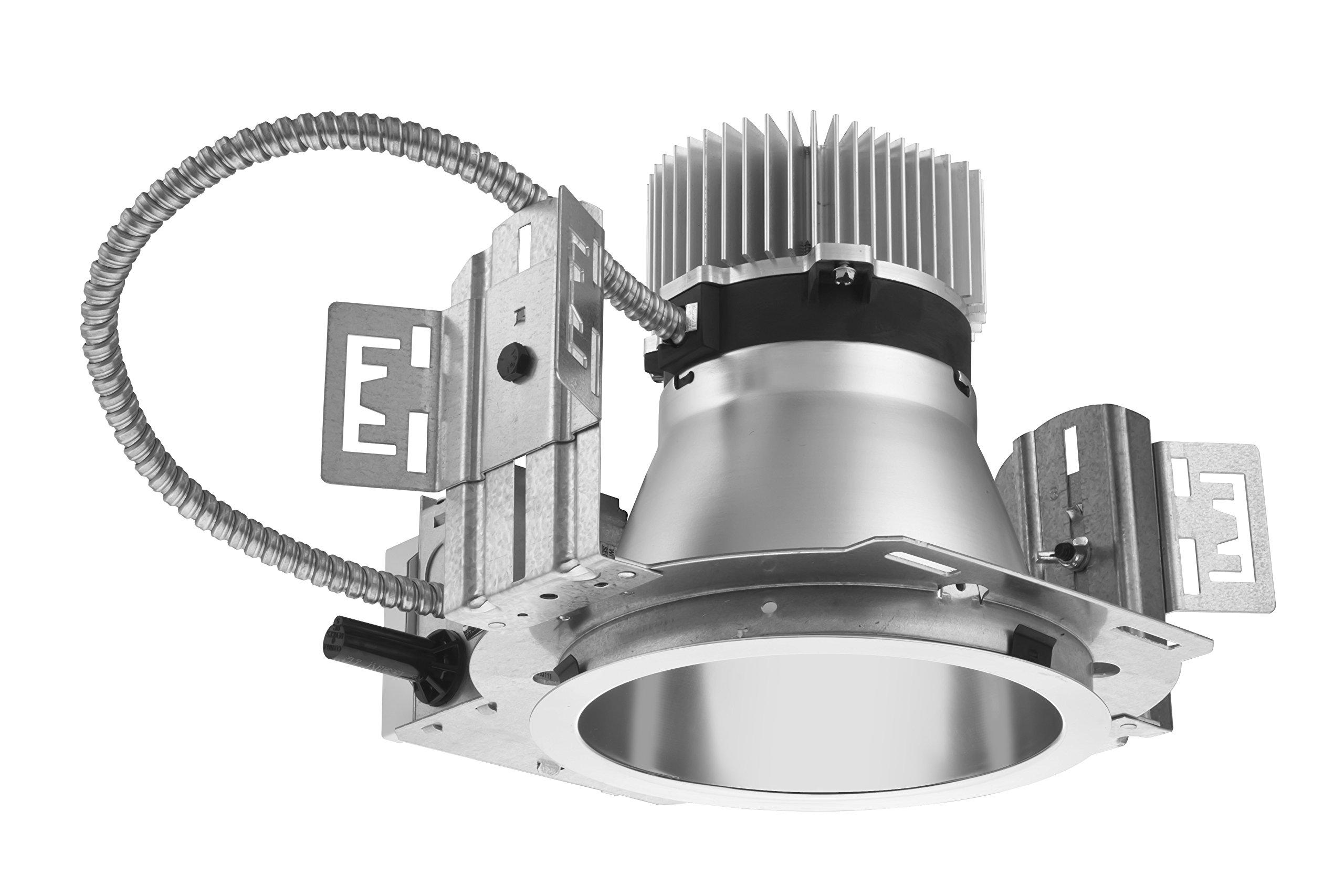 Lithonia Lighting LDN6 40/10 120 HSG 1000 lm 4000K Gen 1 Recessed LED Commercial Downlight Housing, 120V