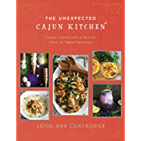The Unexpected Cajun Kitchen: Classic Cuisine with a Twist of Farm-to-Table Freshness