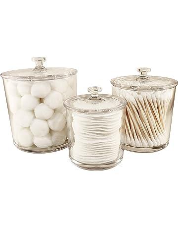 Price2599 NEATOPOLIS Premium Acrylic Apothecary Jars Set