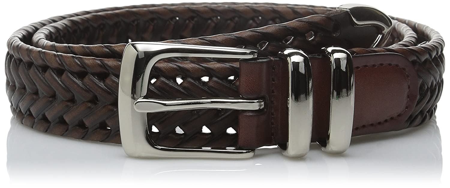 Perry Ellis mens Portfolio Braided Belt Perry Ellis Men's Belts 1P55003