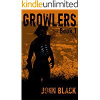 Growlers: A Zombie Apocalypse Survival Thriller (Book 1) book cover