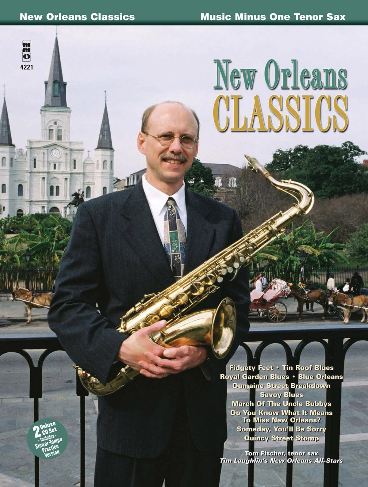 New Orleans Classic by Music Minus One