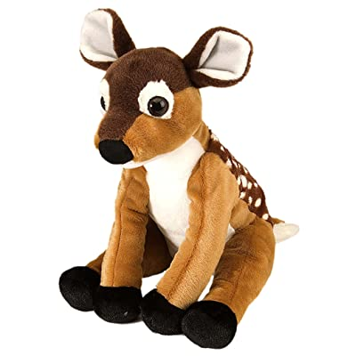 Wild Republic Fawn Plush, Stuffed Animal, Plush Toy, Gifts for Kids, Cuddlekins 12 Inches: Industrial & Scientific