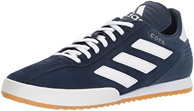 brand new f6cab 92535 adidas Mens Copa Super Soccer Shoe WhiteCollegiate Navy, 6.5 M US