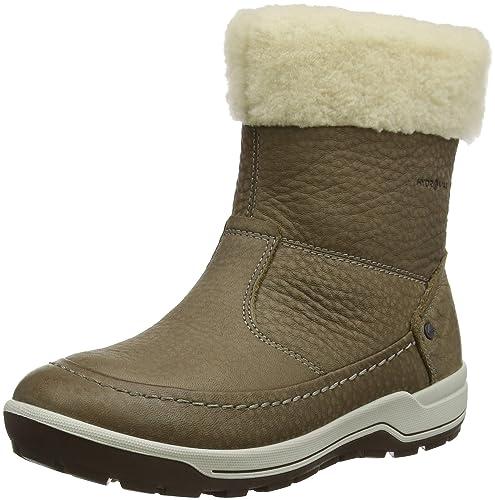 3d84739cf47ff8 ECCO Damen Trace Lite Schneestiefel  Amazon.de  Schuhe   Handtaschen