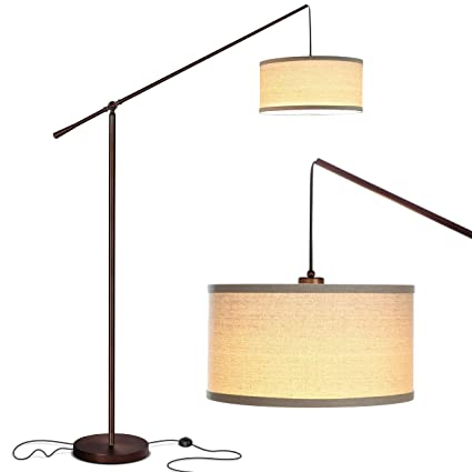 Fine Brightech Hudson 2 Living Room Led Arc Floor Lamp For Ibusinesslaw Wood Chair Design Ideas Ibusinesslaworg
