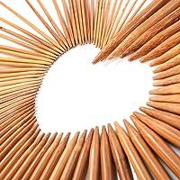 LIHAO Stricknadeln Häkelnadeln Doppelstricknadel Handarbeit Knitting Needles Crochet Hooks