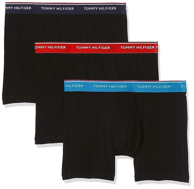 amplia gama lindo baratas Cantidad limitada Tommy Hilfiger Men's Boxer Briefs (Pack of 3