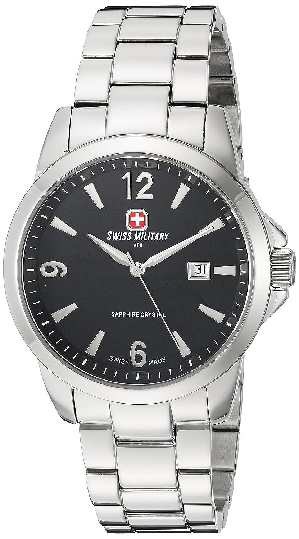 Swiss Military by Rメンズ50503 3 NアルファアナログDisplay SwissクオーツTwo Tone Watch B018Q18YHA