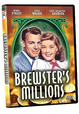 brewsters millions full movie free