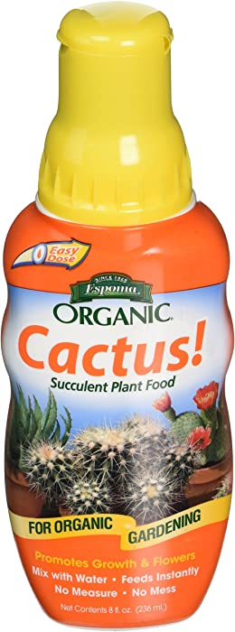 The Best Espoma Cactus Food
