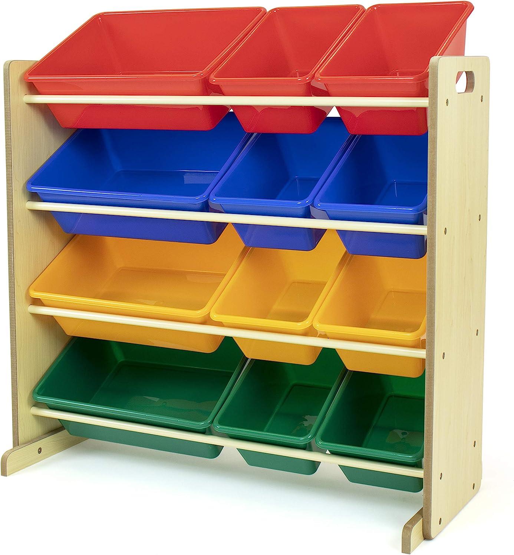 Amazon.com: Humble Crew, Natural/Primary Kids' Toy Storage