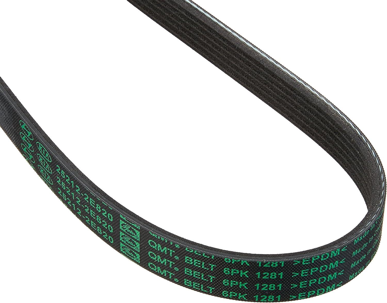 Genuine Hyundai 25212-23721 Ribbed V-Belt