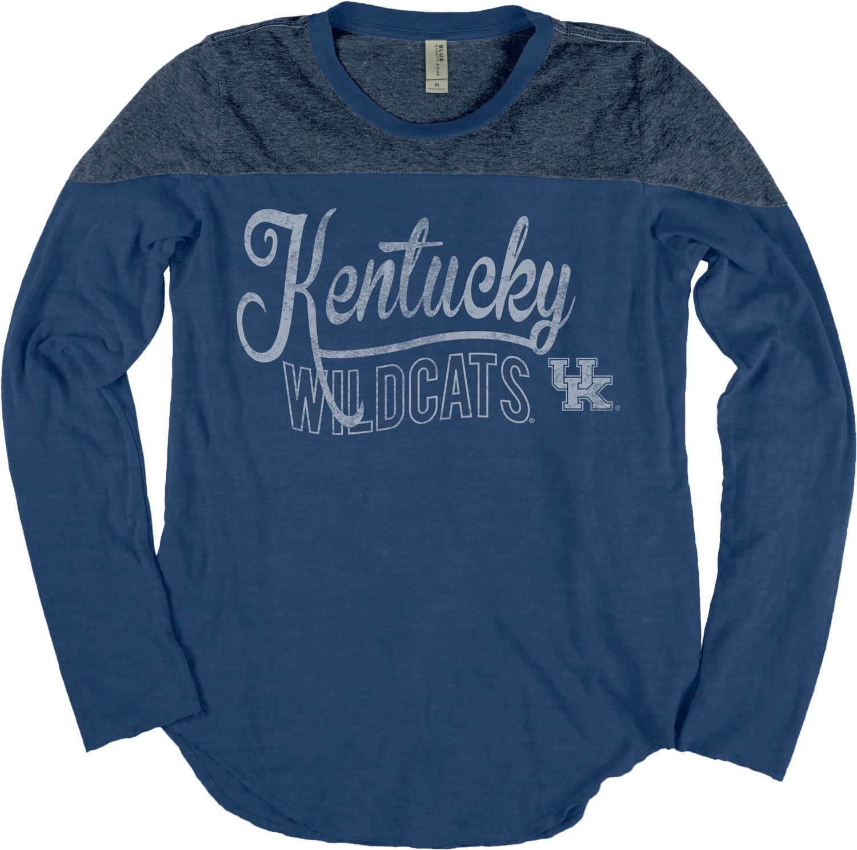 7fd2ab7a3181 Amazon.com   NCAA Kentucky Wildcats Adult Women NCAA Women s Dyed ...