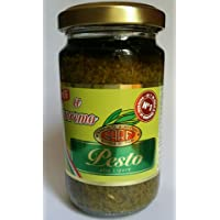 Pesto de albahaca ITALIANO gr.190
