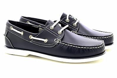 4005e45da1f59 Mens Boat Shoes Dek Leather Shoes