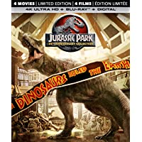 Jurassic Park 25th Anniversary Collection [Blu-ray] (Sous-titres français)