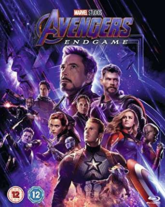 Amazon Com Avengers Endgame Blu Ray 2019 Region Free Movies Tv