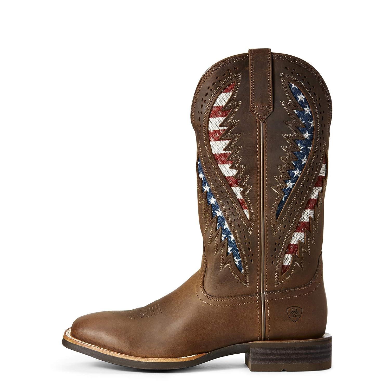 7ac9502ad11 Ariat Men's Quickdraw Venttek Western Cowboy Boot