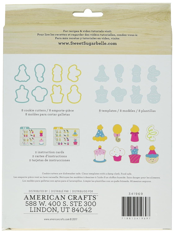American Crafts Kit de Cortador de Galletas: Amazon.es: Hogar