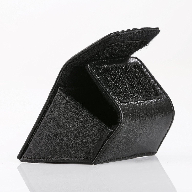 para Pantallas de 7.62cm 3 Movo LH30 Capucha Cubierta Lujosa LCD para Pantallas Giratorias de C/ámaras DSLR y LCDs de Videoc/ámaras