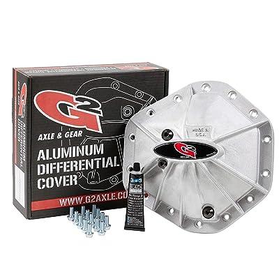 G2 Axle & Gear 40-2023AL G-2 Aliminum Differential Cover: Automotive