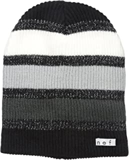 e728a19c567 Amazon.com  NEFF Women s Daily Sparkle Stripe Beanie