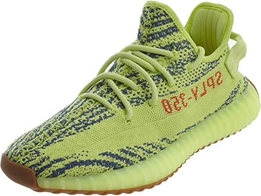 Yeezy Boost 350 V2 Frozen Yellow B37572 Size 8.5 UK