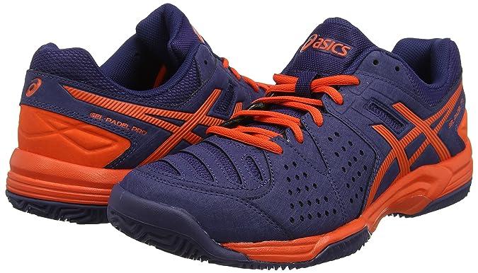 Asics Gel-Padel Pro 3 SG, Zapatillas de Tenis Hombre, Azul (Astral ...