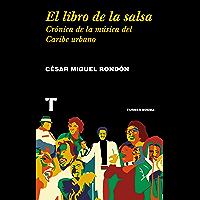 El libro de la salsa (Noema) (Spanish Edition) book cover