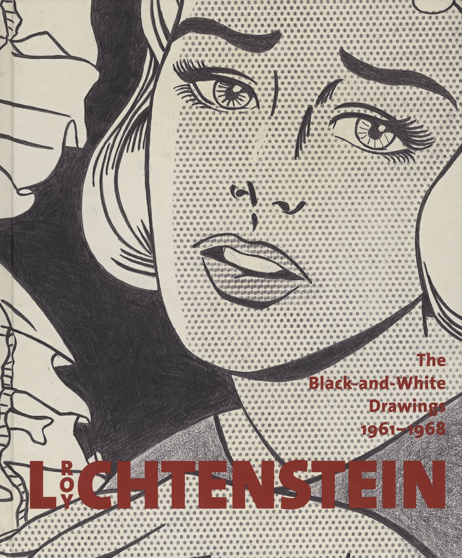 Download Roy Lichtenstein: The Black-and-White Drawings, 1961-1968 ebook