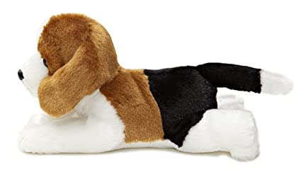Aurora World 31185 Homer (Beagle) Plush Toy, 8