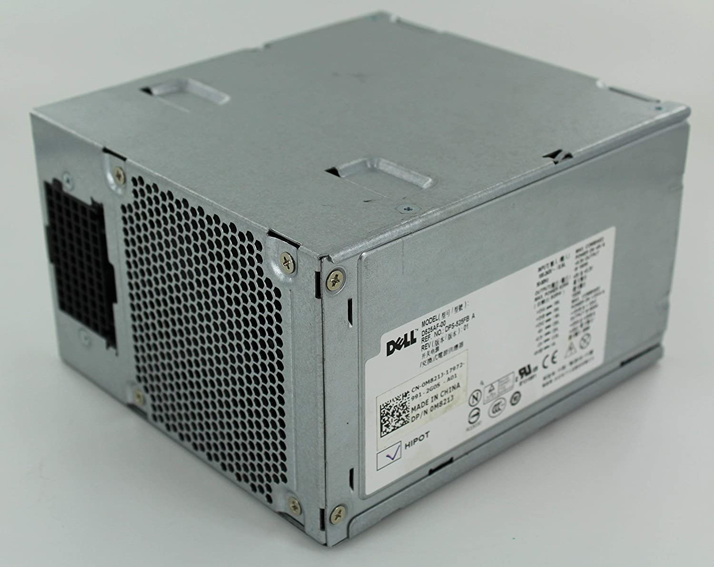 Dell Precision T3500 525W Desktop Power Supply D525AF-00 0M821J (Renewed)