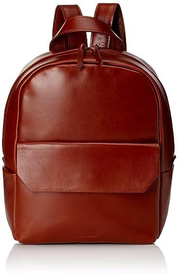 Royal RepubliQ New Courier Mini, Sacs à dos femme, Braun (Cognac), 11x26x20 cm (B x H T)