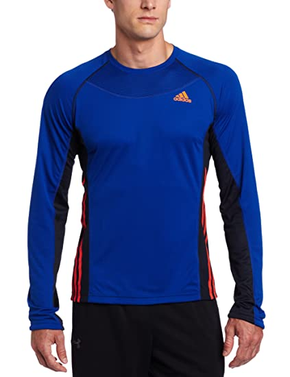 7c561fb6 adidas Men's Supernova Long-Sleeve Tee (Collegiate Royal, Infrared, Large):  Amazon.in: Sports, Fitness & Outdoors