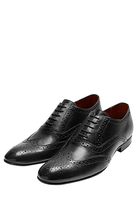 Zapato Corte Oxford Next Hombre 40 Amazon Negro es Eu Regular qS5Pv5Ow