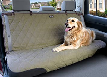 Swell Petsafe Solvit Deluxe Seat Cover Bench Hammock Cargo Liner For Cars Suvs And Trucks Caraccident5 Cool Chair Designs And Ideas Caraccident5Info