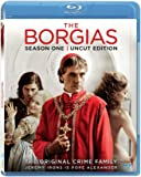 The Borgias: Season One, Uncut Edition [Blu-ray]