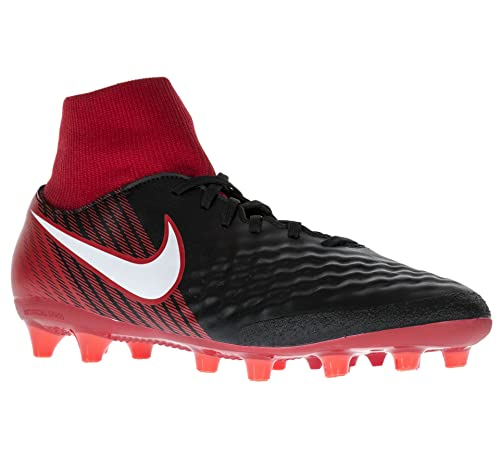 best loved 6445f 69038 Nike Mens Football Boots Multicolour Blackred