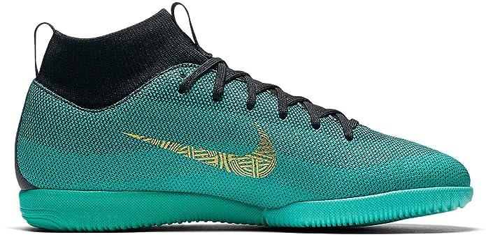 Nike Mercurial Superfly 6 Academy GS Cr7 IC J, Botas de fútbol Unisex Adulto: Amazon.es: Zapatos y complementos